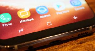 Samsung Galaxy S8 màn hình